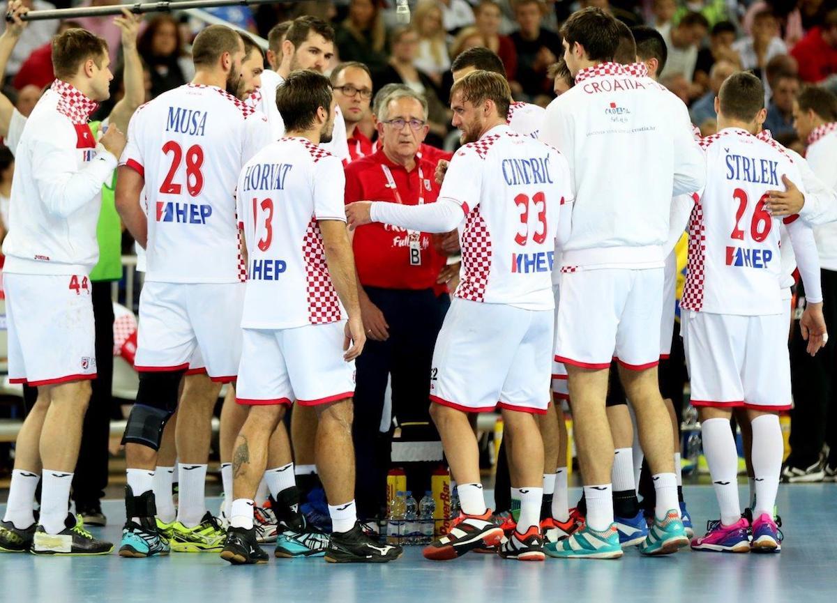 Prijateljska utakmica Hrvatska-Slovenija 28.10.2016 Arena Zagreb