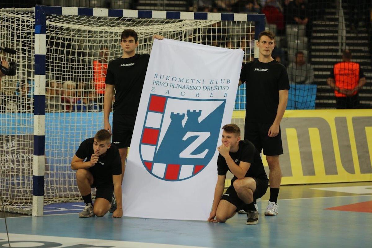 EHF Liga prvaka PPD Zagreb : Vardar ( 23:29 )
