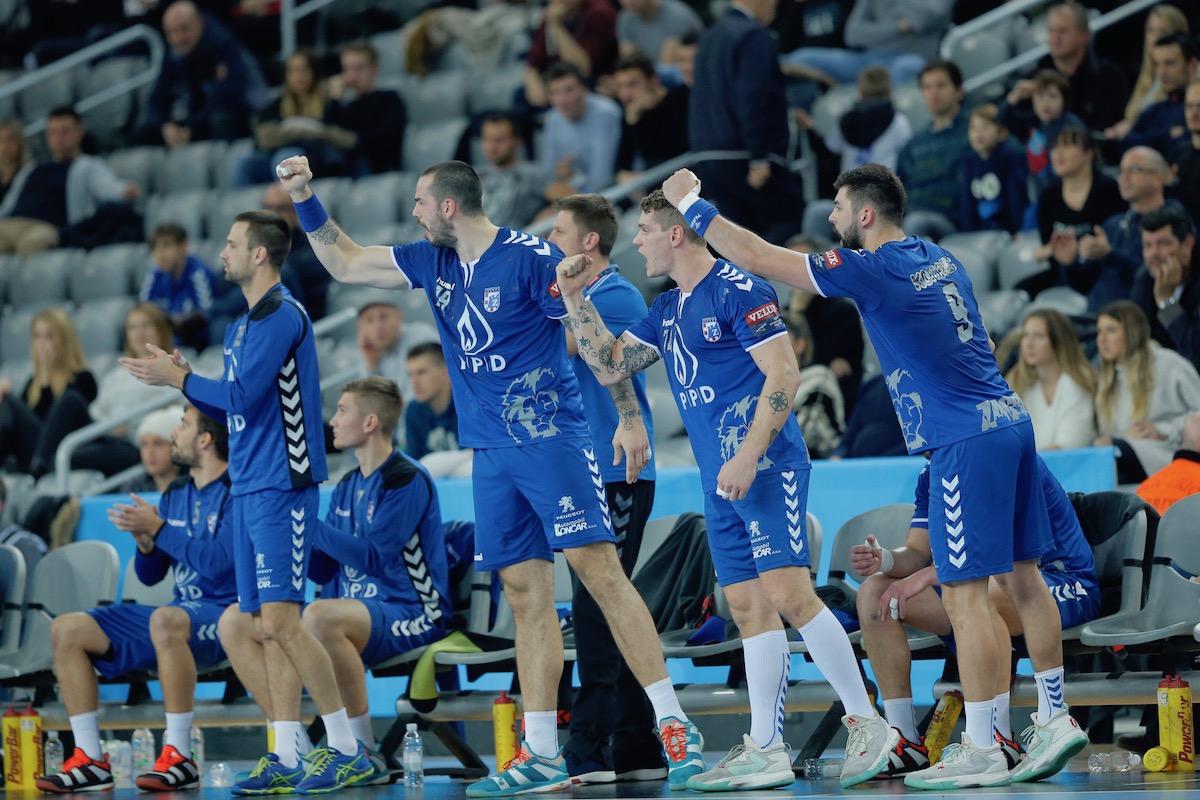 Prva ovosezonska pobjeda Zagreba u LP, Horvat zabio 8 u pobjedi 30:26 nad RN Löwenom