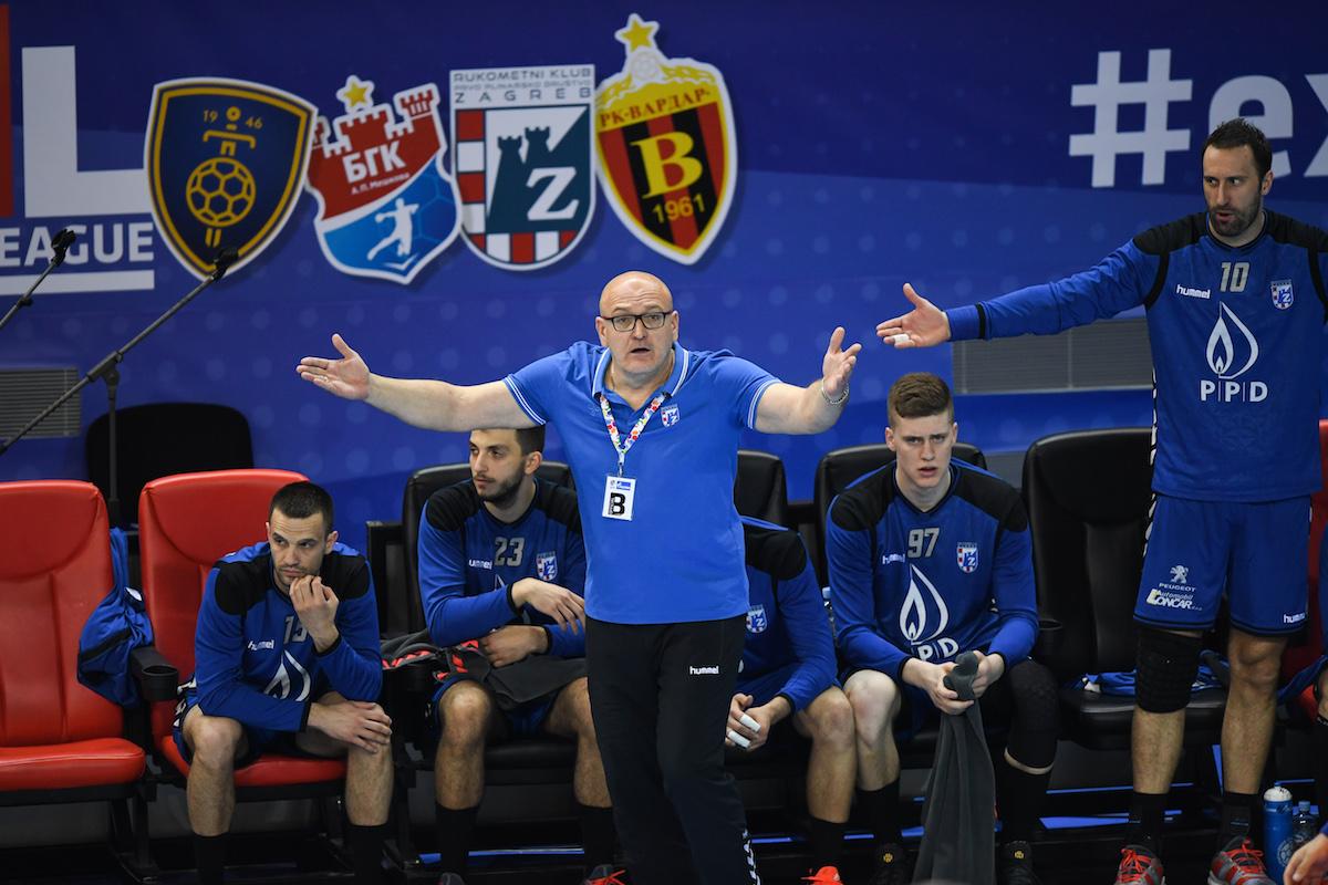 """7. finale SEHA Gazprom lige """"Vardar - PPD Zagreb"""""""